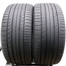 2 x CONTINENTAL 265/35 ZR21 101Y 6.2mm T0 SILENT ContiSportContact 5 P Sommerreifen DOT17