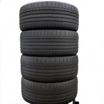 4 x CONTINENTAL 285/40 R22 110Y XL A0 ContiSilent 5mm Sport Contact 6 Sommerreifen DOT19/18
