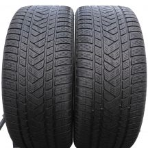 2 x PIRELLI 285/45 R21 113W XL 5,8mm Scorpion Winter Winterreifen DOT19