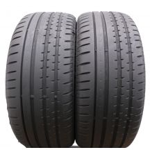 2 x CONTINENTAL  225/45 R17 91W 6.3mm RSC SportContact 2 SSR  Sommerreifen DOT17