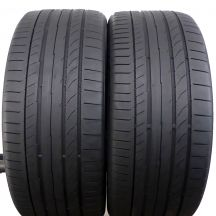 2 x CONTINENTAL 265/35 ZR21 101Y XL T0 SILENT ContiSportContact 5 P Sommerreifen DOT16