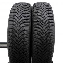 2 x HANKOOK 175/70 R14 84T WIE NEU 8mm Winter i cept RS2 W452 Winterreifen DOT20
