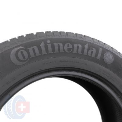 4. 2 x CONTINENTAL 255/60 R18 108H A0 5.8mm ContiWinterContact TS 830 P Winterreifen DOT15