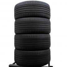 4 x CONTINENTAL 285/40 R21 109Y XL A0 5mm Sport Contact 5 Sommerreifen DOT18