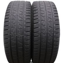 2 x PIRELLI 235/65 R16C 115/113R 5,8-6,2mm Carrier Winter Winterreifen DOT19