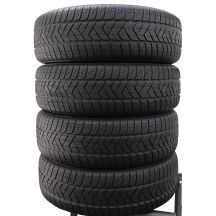 4 x PIRELLI 225/65 R17 102T 5,5-6mm Scorpion Winter Winterreifen DOT18