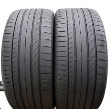 2 x CONTINENTAL 265/35 ZR21 101Y XL 5.8mm T0 SILENT ContiSportContact 5 P Sommerreifen DOT16