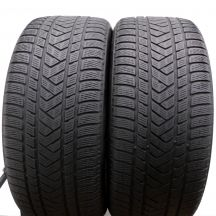 2 x PIRELLI 285/45 R20 112V XL 5mm Scorpion Winter A0 Winterreifen DOT17