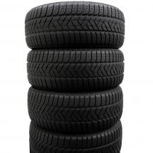4 x PIRELLI 205/50 R17 93H XL 6-6,5mm Sottozero 3 Winterreifen DOT15