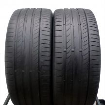 2  CONTINENTAL 265/35 R21 101Y XL A0 ContiSportContact 5 P Sommerreifen DOT17