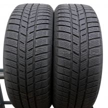 2 x BARUM 185/55 R15 82T 5,8mm Polaris 5 Winterreifen DOT19