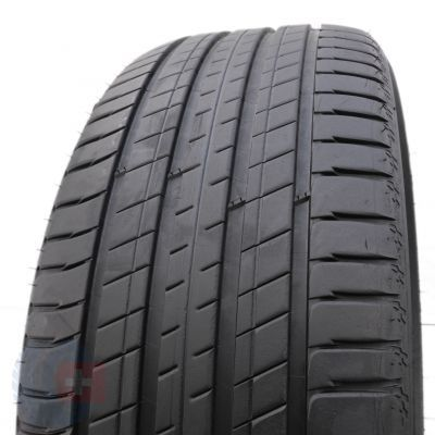 2. 1 x MICHELIN 255/45 R20 105V XL 7mm Latitude Sport 3 Sommerreifen DOT19