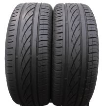 2 x CONTINENTAL 195/55 R16 87H 5,5-6mm PremiumContact Sommerreifen DOT12/14