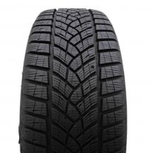 1 x GOODYEAR 205/50 R17 93H XL 8mm Ultra Grip Gen-1 Winterreifen DOT18 WIE NEU