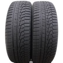 2 x HANKOOK 225/60 R18 104V XL 6,5-7mm Winter Icept evo 2 W320 Winterreifen DOT16