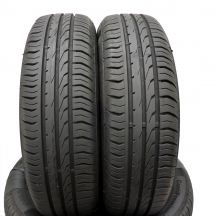 2 CONTINENTAL 165/70 R14 81T 6.2mm ContiPremiumContact 2 Sommerreifen DOT14