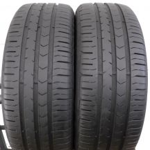 2 x CONTINENTAL 185/55 R15 82H 6,4mm ContiPremiumContact 5 Sommerreifen DOT17