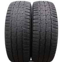 2 x MICHELIN 235/65 R16C 115/113R 6,5-7mm Agilis Alpin Winterreifen DOT19