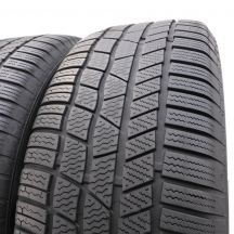 3. 2 x CONTINENTAL 255/60 R18 108H A0 5.8mm ContiWinterContact TS 830 P Winterreifen DOT15