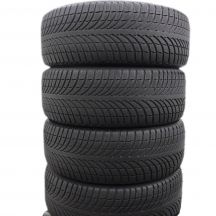 4 x MICHELIN 255/55 R20 110V XL 6mm Latitude Alpin LA2 Winterreifen DOT17