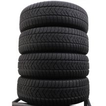 4 x PIRELLI 225/65 R17 102T 5-7mm Scorpion Winter Winterreifen DOT18